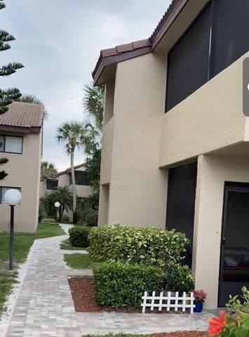 1145 N Shannon Avenue #36, Indialantic, FL 32903 (MLS #901249) :: Blue Marlin Real Estate