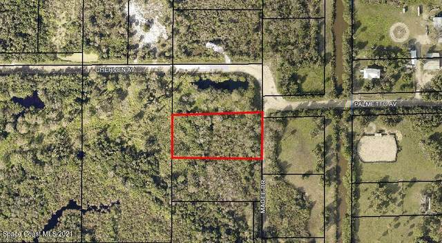 0 Magee Drive, Cocoa, FL 32926 (MLS #901252) :: Premium Properties Real Estate Services