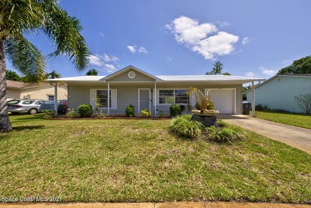 1695 Saratoga Drive, Titusville, FL 32796 (MLS #901253) :: Engel & Voelkers Melbourne Central