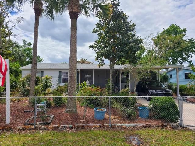 361 Ronald Street, Cocoa, FL 32927 (MLS #901267) :: Blue Marlin Real Estate