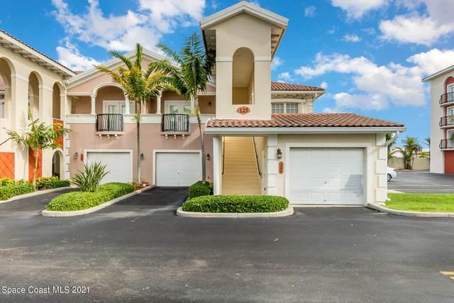 125 Lancha Circle #104, Satellite Beach, FL 32937 (MLS #901271) :: Premium Properties Real Estate Services