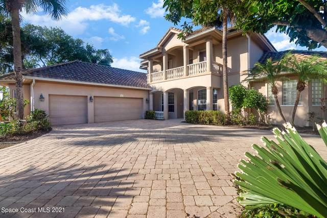 385 Hammock Shore Drive, Melbourne Beach, FL 32951 (MLS #901277) :: Engel & Voelkers Melbourne Central