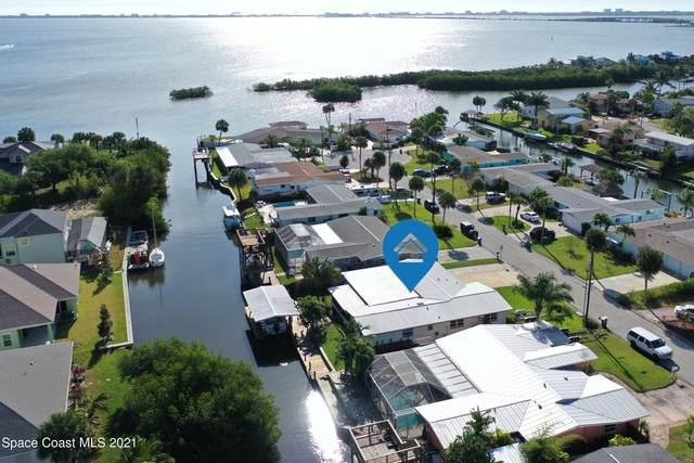 1680 Richardson Road, Merritt Island, FL 32952 (MLS #901279) :: Engel & Voelkers Melbourne Central