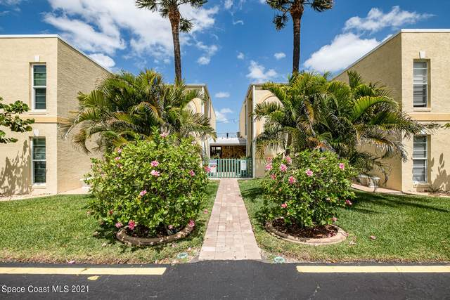 350 Taylor Avenue 4 B3, Cape Canaveral, FL 32920 (MLS #901296) :: Engel & Voelkers Melbourne Central