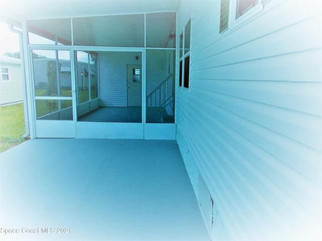 806 Silverthorn Court, Sebastian, FL 32976 (MLS #901310) :: Dalton Wade Real Estate Group