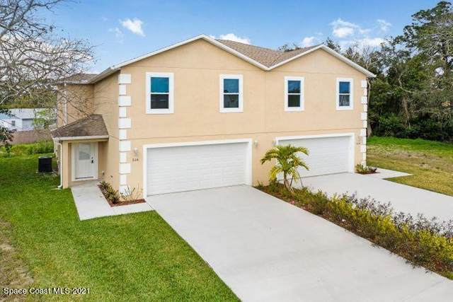 516 L M Davey Lane, Titusville, FL 32780 (MLS #901317) :: Keller Williams Realty Brevard