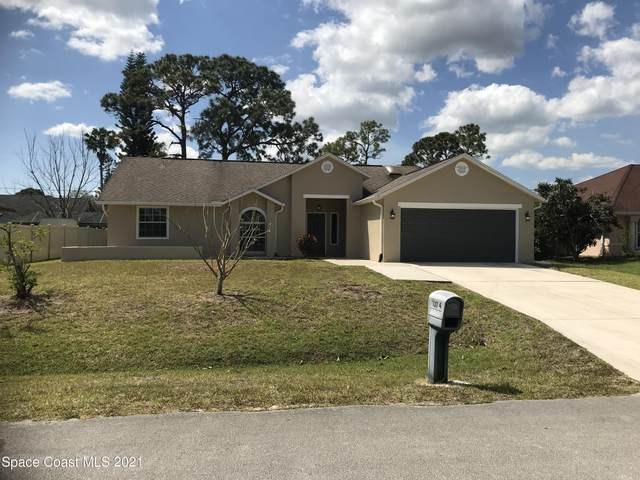 1374 Kayford Street NW, Palm Bay, FL 32907 (MLS #901342) :: Premium Properties Real Estate Services