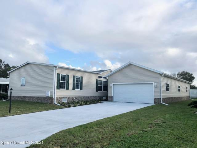 919 Yew Street, Sebastian, FL 32976 (MLS #901371) :: Blue Marlin Real Estate
