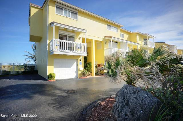 2927 S Highway A1a #20, Melbourne Beach, FL 32951 (MLS #901435) :: Premium Properties Real Estate Services
