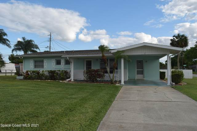 2701 Mohican Drive, Melbourne, FL 32935 (MLS #901462) :: Premium Properties Real Estate Services