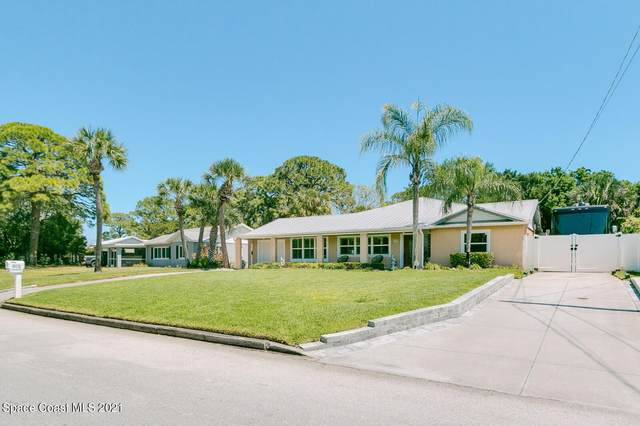 805 W Whitmire Drive, Melbourne, FL 32935 (MLS #901473) :: Premium Properties Real Estate Services