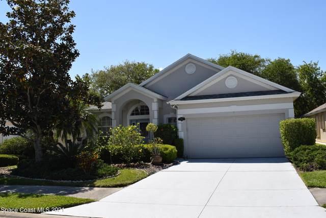 7887 Citrus Creek Drive, Melbourne, FL 32940 (MLS #901483) :: Premium Properties Real Estate Services