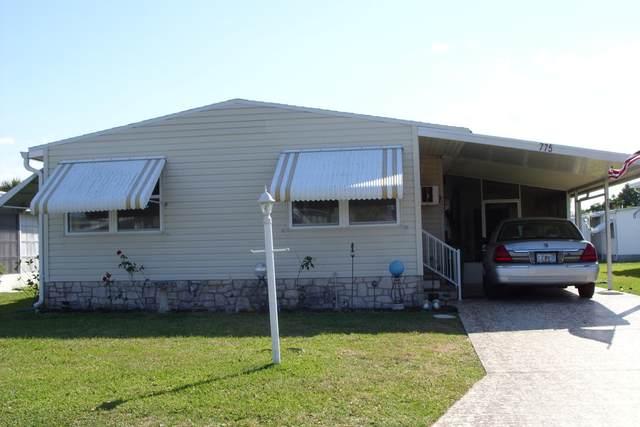 775 Lark Drive, Barefoot Bay, FL 32976 (MLS #901484) :: Dalton Wade Real Estate Group