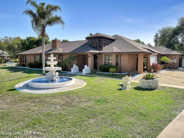 3717 Chiara Drive, Titusville, FL 32796 (MLS #901498) :: Blue Marlin Real Estate