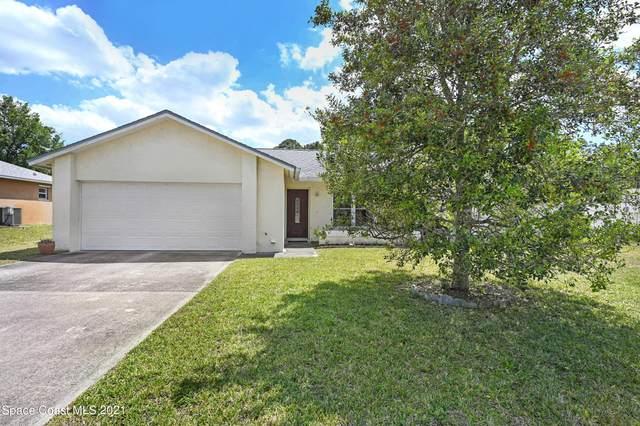 2840 Jupiter Boulevard SE, Palm Bay, FL 32909 (MLS #901500) :: Blue Marlin Real Estate