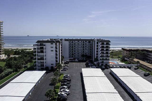 650 N Atlantic Avenue #707, Cocoa Beach, FL 32931 (MLS #901530) :: Premium Properties Real Estate Services