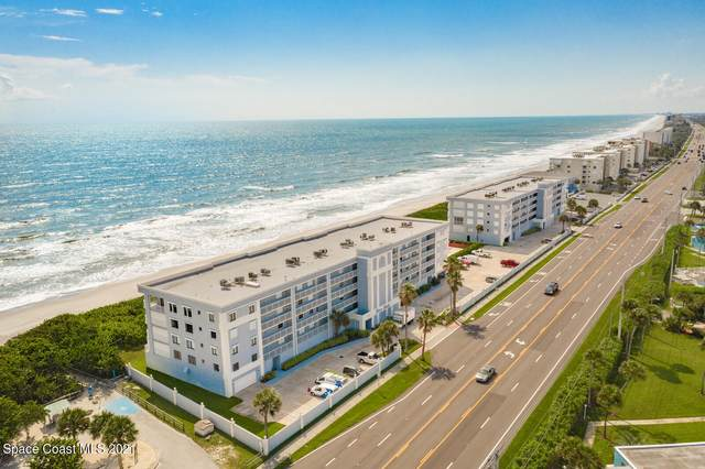 295 Highway A1a #404, Satellite Beach, FL 32937 (MLS #901534) :: Engel & Voelkers Melbourne Central