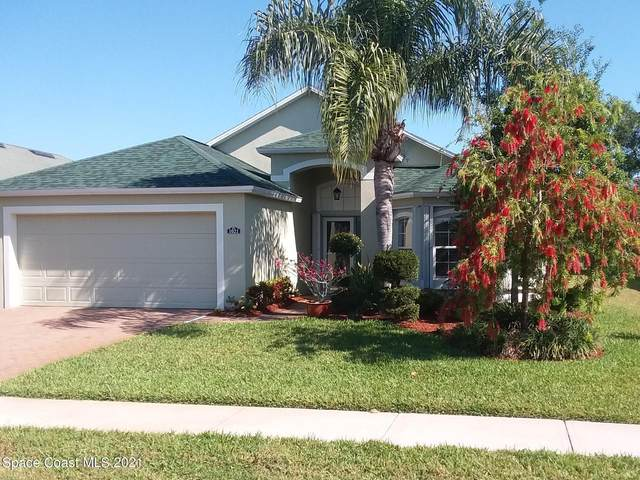 1021 Indian Oaks Drive, Melbourne, FL 32901 (MLS #901541) :: Blue Marlin Real Estate