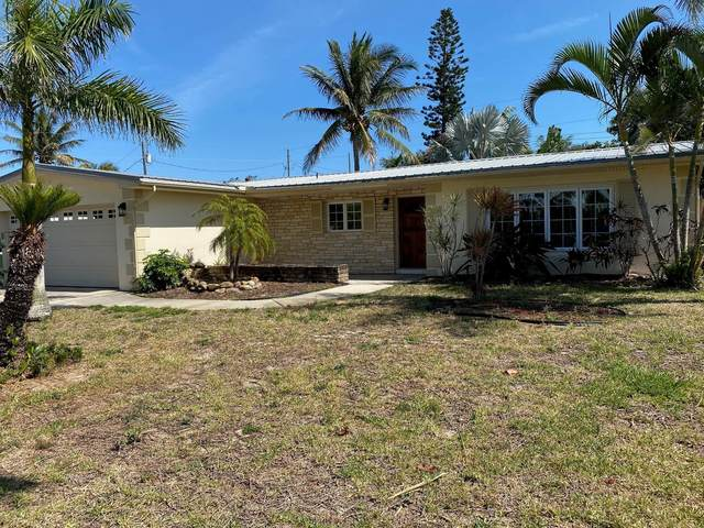 110 Carissa Drive, Satellite Beach, FL 32937 (MLS #901564) :: Premium Properties Real Estate Services