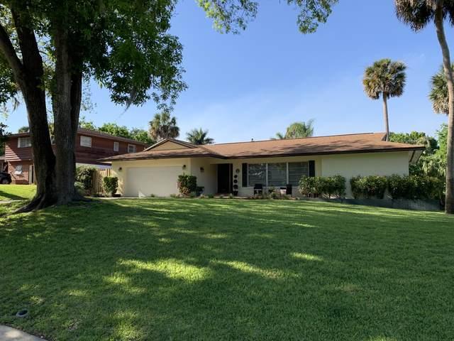 132 N Twin Lakes Road, Cocoa, FL 32926 (MLS #901577) :: Blue Marlin Real Estate
