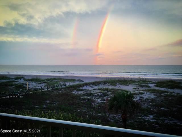 299 N Atlantic Avenue #302, Cocoa Beach, FL 32931 (MLS #901579) :: Premium Properties Real Estate Services