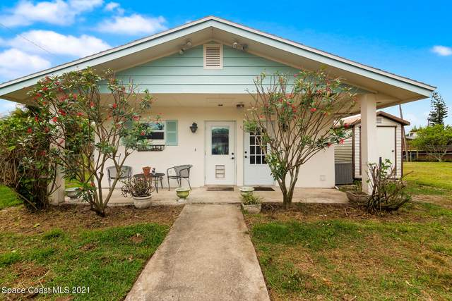 6540 June Drive, Cocoa, FL 32926 (MLS #901581) :: Blue Marlin Real Estate