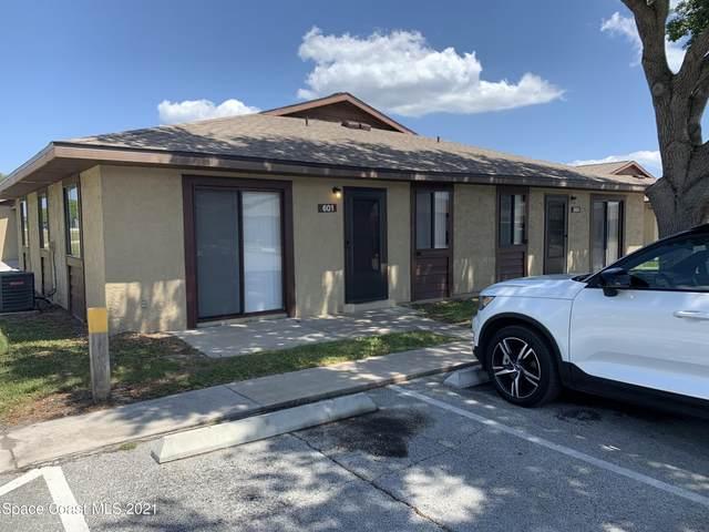 1050 N Fiske Boulevard #601, Cocoa, FL 32922 (MLS #901604) :: Premium Properties Real Estate Services