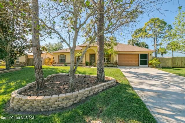 430 Firestone Street NE, Palm Bay, FL 32907 (MLS #901608) :: Armel Real Estate