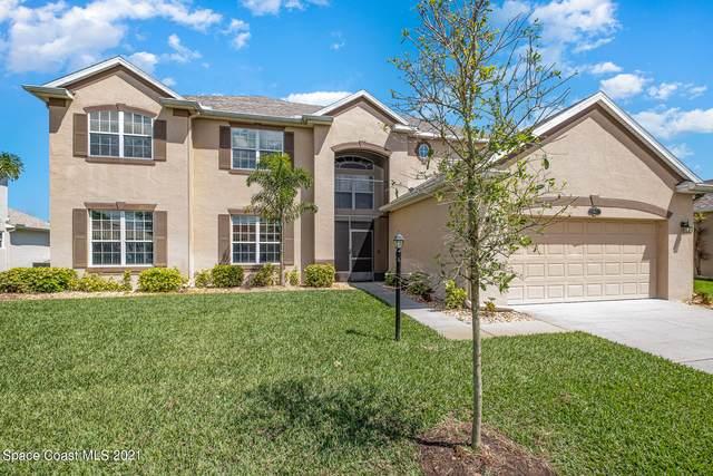 3607 Peninsula Circle, Melbourne, FL 32940 (MLS #901609) :: Blue Marlin Real Estate