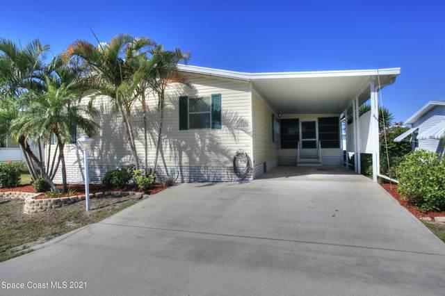 7550 Cedar Bark Road, Micco, FL 32976 (MLS #901618) :: Dalton Wade Real Estate Group