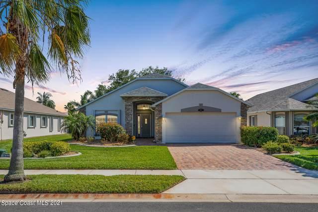 1633 Keys Gate Drive, Melbourne, FL 32940 (MLS #901630) :: Engel & Voelkers Melbourne Central