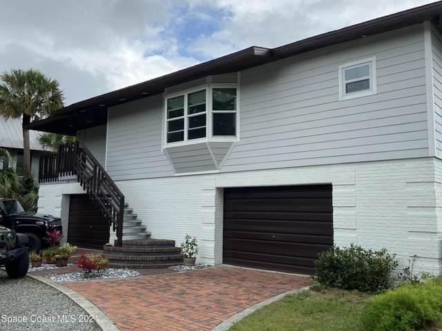 860 S Banana River Drive, Merritt Island, FL 32952 (MLS #901632) :: Premium Properties Real Estate Services