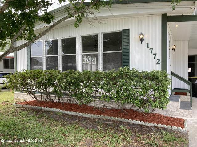 1772 Seagrape Street NE, Palm Bay, FL 32905 (MLS #901634) :: Blue Marlin Real Estate