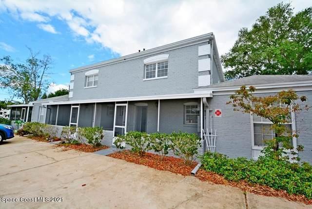 4111 Raney Road 1-4, Titusville, FL 32780 (MLS #901635) :: Engel & Voelkers Melbourne Central