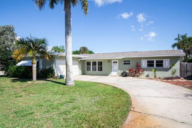 450 Rosedale Drive, Satellite Beach, FL 32937 (MLS #901662) :: Engel & Voelkers Melbourne Central
