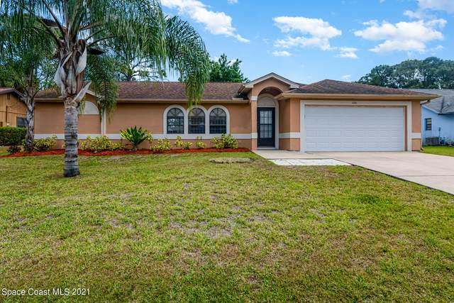 1081 Crazyhorse Avenue NW, Palm Bay, FL 32907 (MLS #901680) :: Premium Properties Real Estate Services