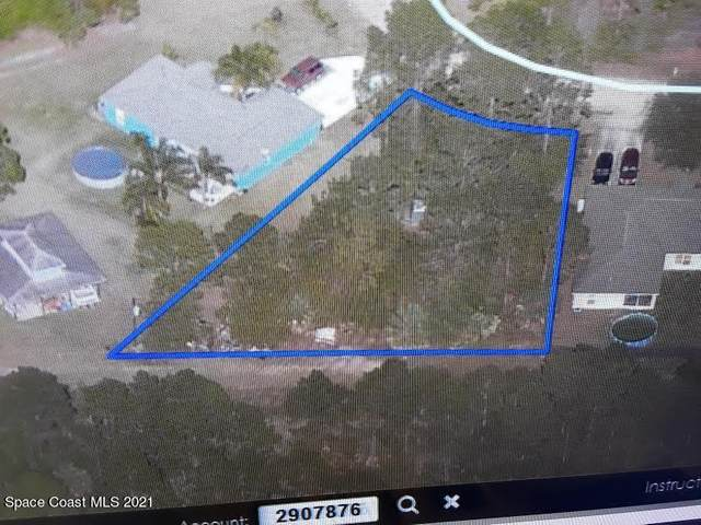 398 SW Harmon Street #32, Palm Bay, FL 32908 (MLS #901694) :: Armel Real Estate