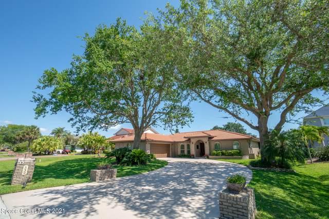 539 Lanternback Island Drive, Satellite Beach, FL 32937 (MLS #901696) :: Premium Properties Real Estate Services