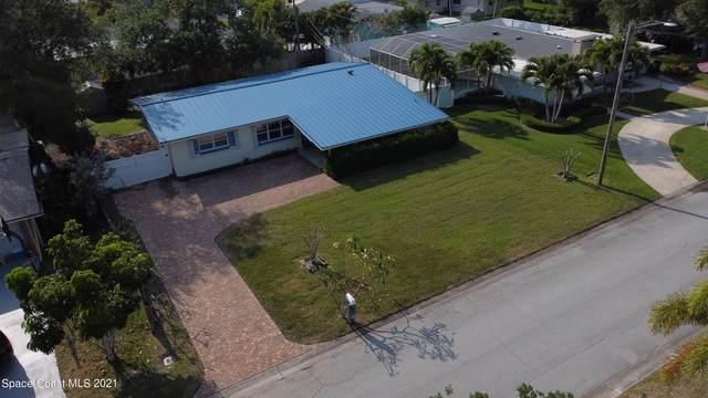 925 Samar Road, Cocoa Beach, FL 32931 (MLS #901702) :: Premium Properties Real Estate Services