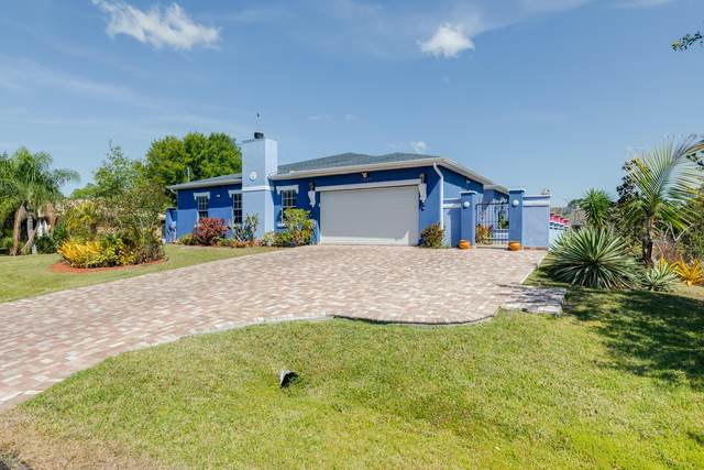 1625 Alcalay Street SE, Palm Bay, FL 32909 (MLS #901708) :: Armel Real Estate