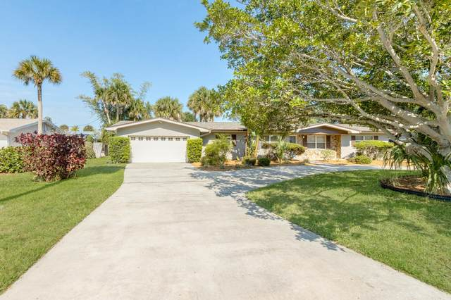 709 S Ramona Avenue, Indialantic, FL 32903 (MLS #901715) :: Blue Marlin Real Estate