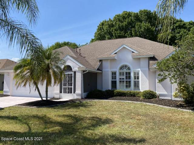 1770 Old Glory Boulevard, Melbourne, FL 32940 (MLS #901718) :: Premium Properties Real Estate Services