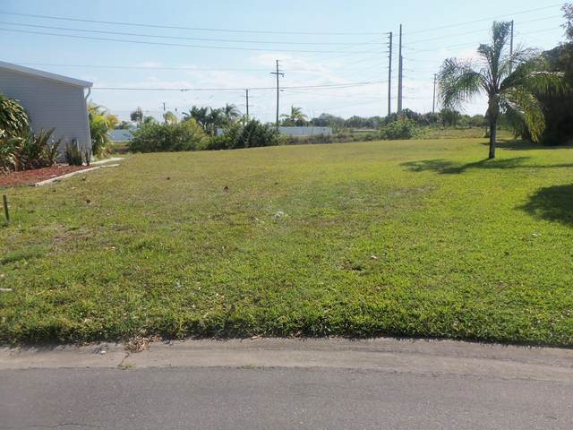 1041 Wren Circle, Barefoot Bay, FL 32976 (MLS #901729) :: Premium Properties Real Estate Services