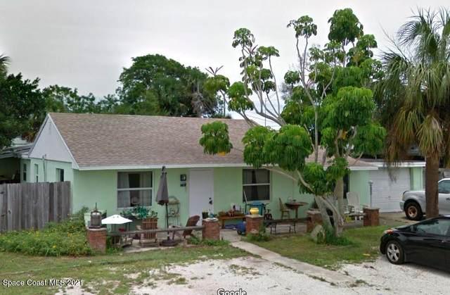 2581 Spence Drive NE, Palm Bay, FL 32905 (MLS #901734) :: Blue Marlin Real Estate