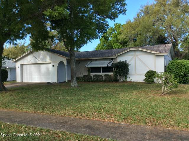 2800 Forest Drive, Melbourne, FL 32901 (MLS #901746) :: Blue Marlin Real Estate