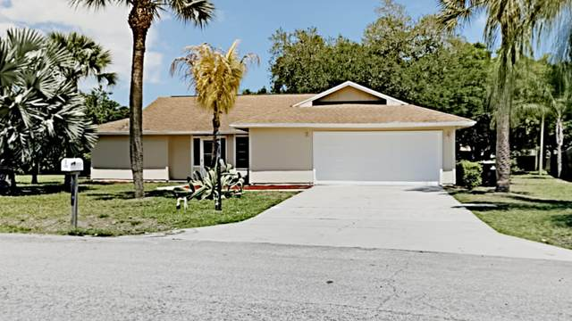 799 Chateau Street SE, Palm Bay, FL 32909 (MLS #901752) :: Premium Properties Real Estate Services
