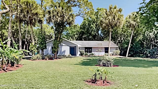 2365 Homestead Lane, Malabar, FL 32950 (MLS #901766) :: Engel & Voelkers Melbourne Central