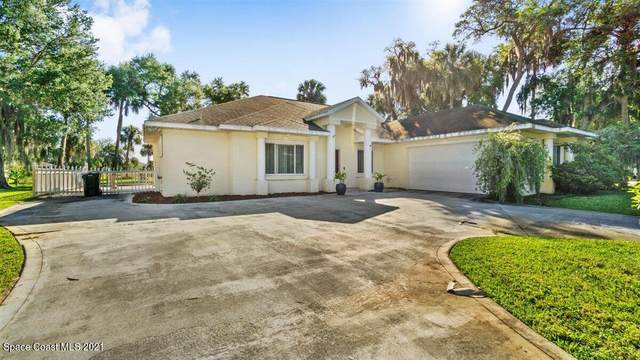 739 Seymour Road NE, Palm Bay, FL 32905 (MLS #901777) :: Premium Properties Real Estate Services