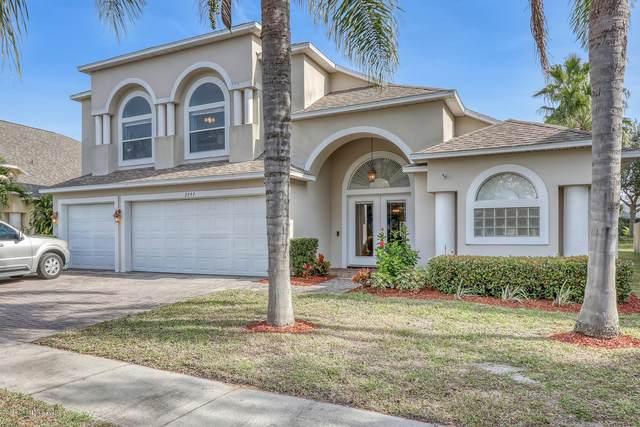 3591 Tipperary Drive, Merritt Island, FL 32953 (MLS #901788) :: Premium Properties Real Estate Services