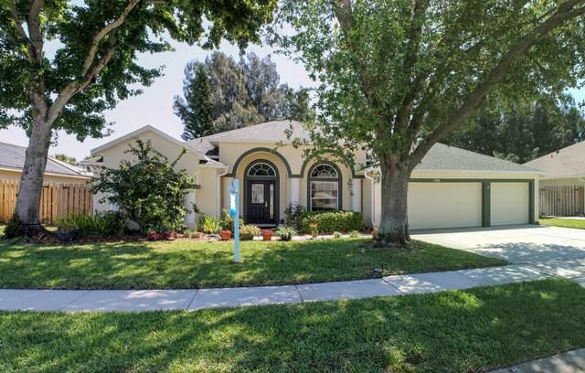 3741 Sunward Drive, Merritt Island, FL 32953 (MLS #901797) :: Premium Properties Real Estate Services